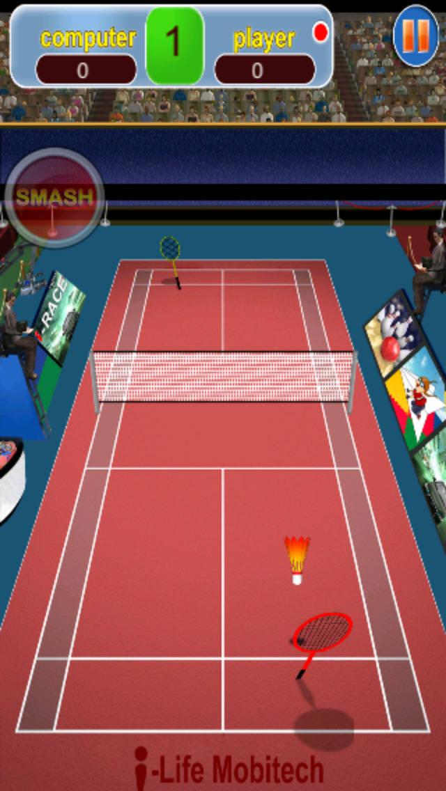 Badminton Club screenshot 4