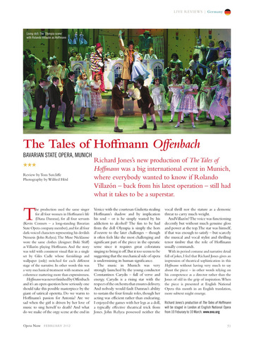 Opera Now - the magazine at the heart of the opera world screenshot 5