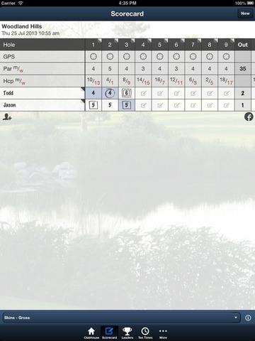 Woodland Hills Golf Course screenshot 8