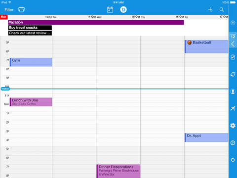 Informant - Agenda, Tasks, Notes Planner screenshot 10