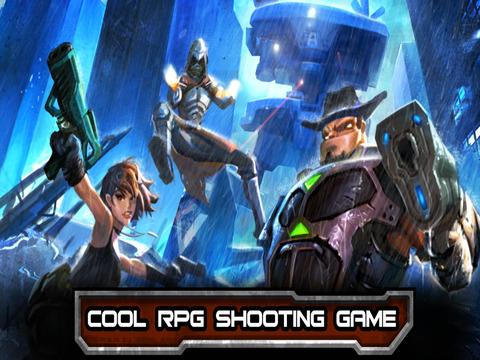 Bounty Hunter: Black Dawn screenshot #1