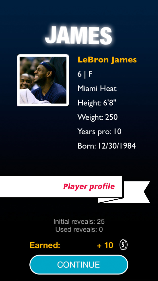 Basketball Top Players 2014-2015 Quiz Game – Guess who is in the picture ? screenshot 2