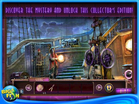 Final Cut: Homage HD - A Hidden Objects Mystery Game screenshot 4
