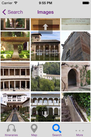 Alhambra & Generalife - Granada - náhled
