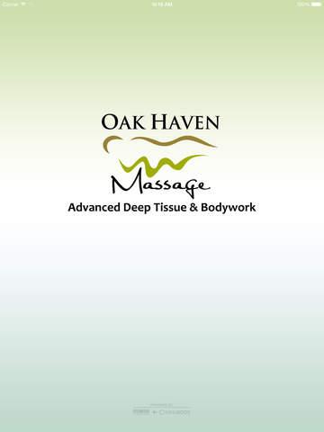 Oak Haven Massage & Bodywork screenshot #1