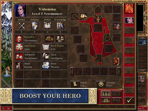 Heroes® of Might & Magic® III – HD Edition screenshot 4
