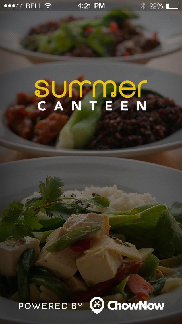 Summer Canteen screenshot 1