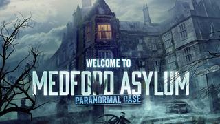Medford Asylum (Full) - Paranormal Case - Hidden Object Adventure screenshot 1