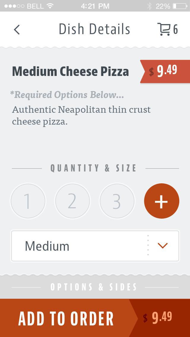 Mangia Neapolitan Pizzeria screenshot 4
