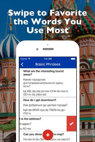 SmallTalk - Russian Phrasebook - náhled