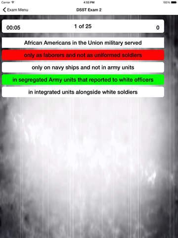DSST Civil War screenshot 9