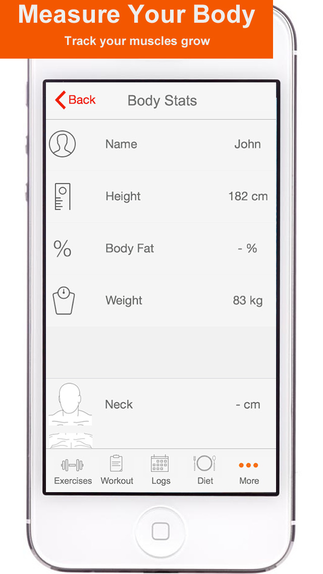 Fitness Plus - Workout Exercises screenshot 3