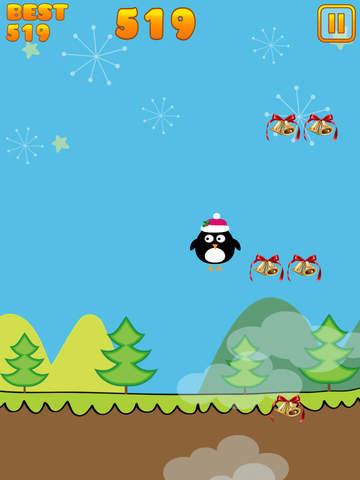 Cute Penguin Jump screenshot 5