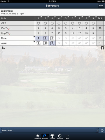 Eaglemont Golf Club screenshot 9