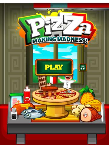 Pizza Making Madness screenshot 6