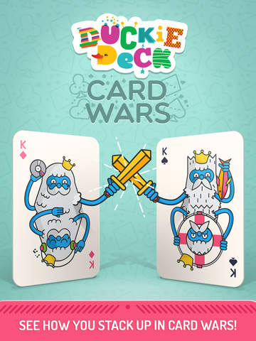 Duckie Deck Card Wars screenshot 10