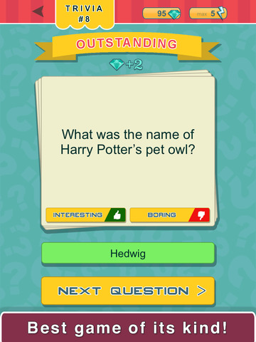 Trivia Quest™ Literatures - trivia questions screenshot 10