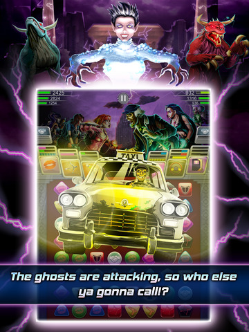 Ghostbusters Puzzle Fighter screenshot 10