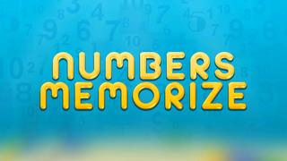 Numbers Memorize screenshot 1