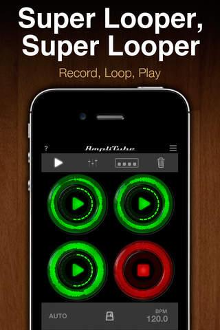 AmpliTube FREE - náhled