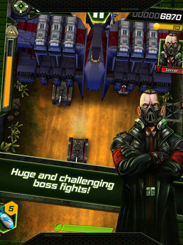 Tank Invaders: War on Terror screenshot #3