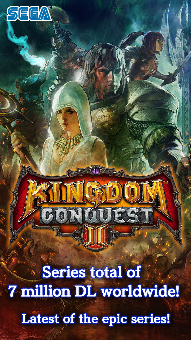 Kingdom Conquest II screenshot 1