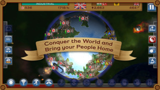 Rapture - World Conquest screenshot 1