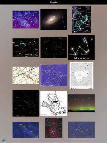 Constellations Encyclopedia screenshot 9