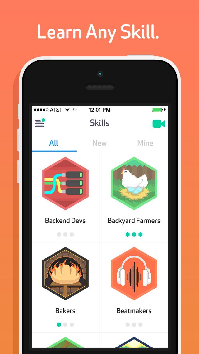 DIY App – Creative Community for Kids screenshot 1