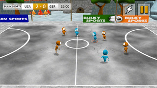 Alby Street Soccer 2015 - Real football game for big soccer stars by BULKY SPORTS [Premium] screenshot 3