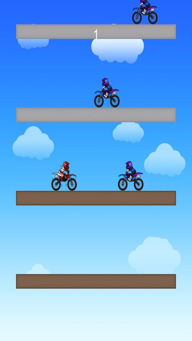 Motorcycle TAP TAP screenshot 5