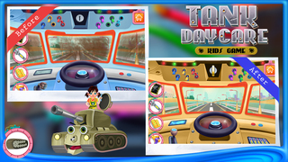 Tank Day Care Kids Game screenshot 3