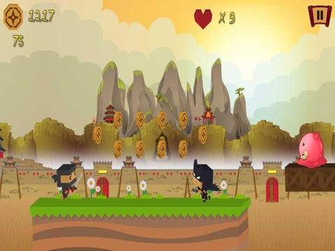 A Block Ninja Assassin PRO - Full Ninjas Warrior Fighter Version screenshot 7