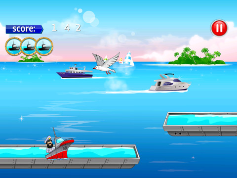 Boat Fleet Dash screenshot 5