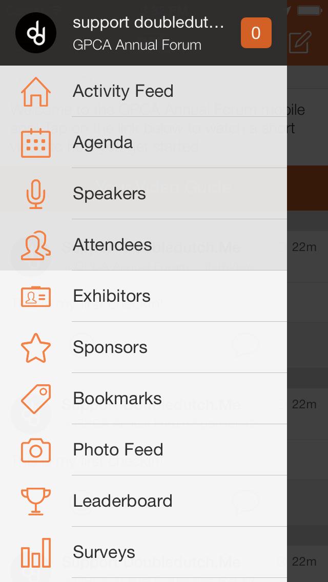 GPCA Annual Forum 2015 screenshot 2