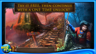 Love Chronicles: Salvation - A Magical Hidden Objects Game screenshot 1