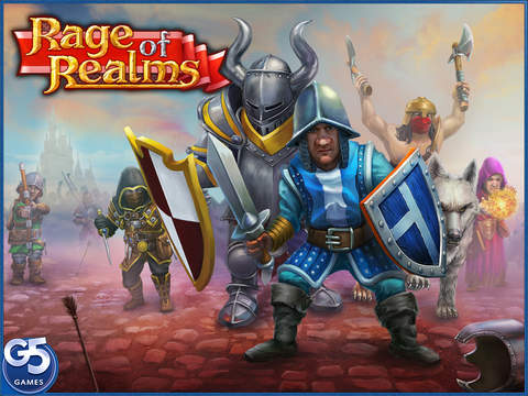 Rage of Realms screenshot 6