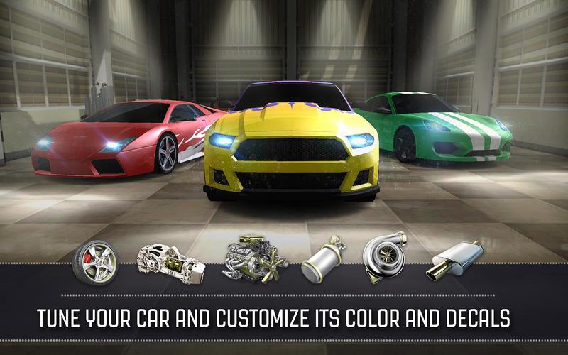 Top Speed: Drag & Fast Racing screenshot 5