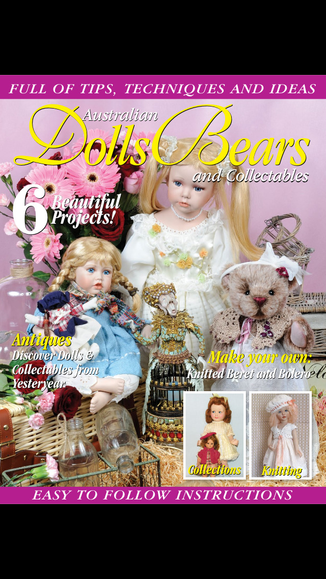 Australian Dolls Bears and Collectables screenshot 1