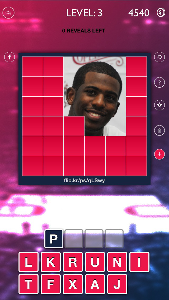 Basketball Top Players 2014-2015 Quiz Game – Guess who is in the picture ? screenshot 3