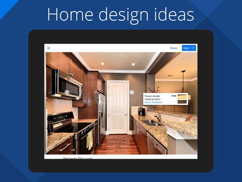 Zillow Digs - Home Design and Paint Visualizer | Apps | 148Apps on zillow digs fireplaces, zillow digs bathroom, zillow digs dining room,