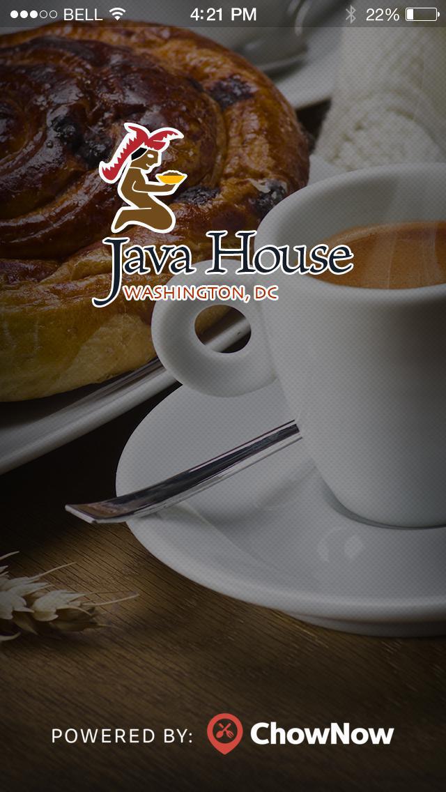Java House screenshot 1