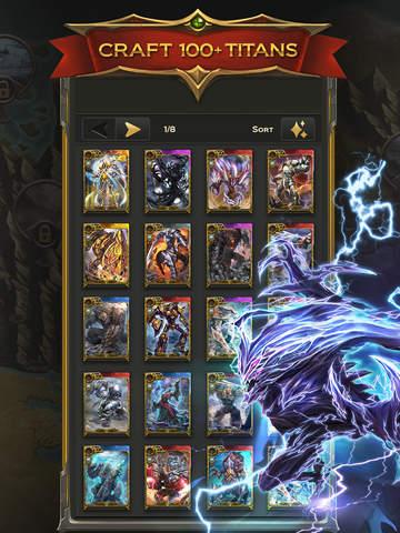 Titans screenshot 7