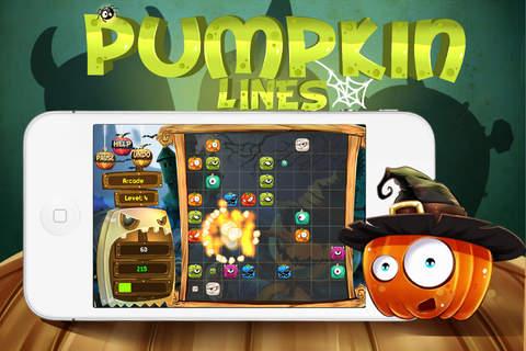 Pumpkin Lines - náhled
