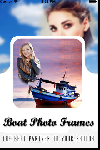Boat Photo Frames HD - náhled