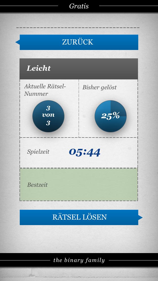 Kreuzworträtsel: Die Gratis Schwedenrätsel App für iPhone screenshot 3