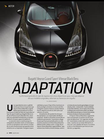 Revista OPEN screenshot 7