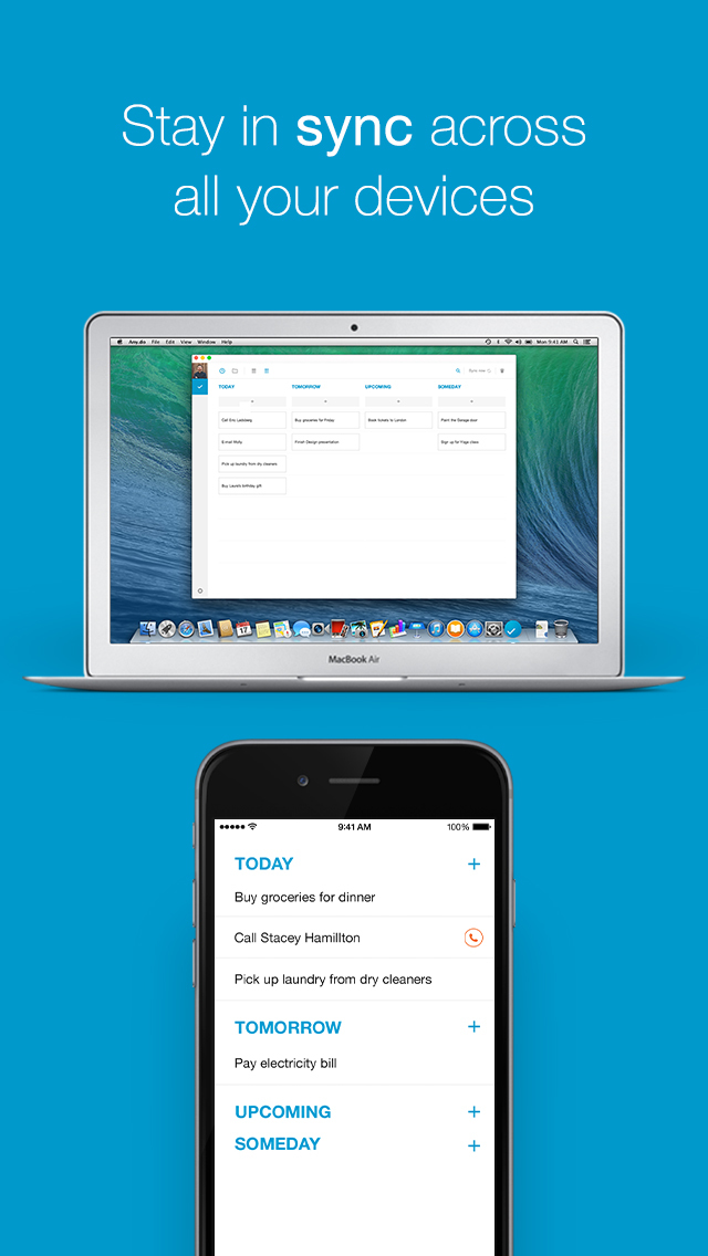Any.do: To-do list & Tasks screenshot 3