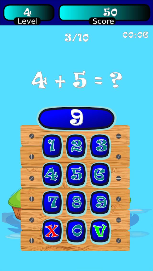Addition Substraction Math UN screenshot 1