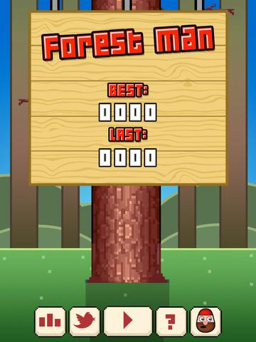Forest Man screenshot 9